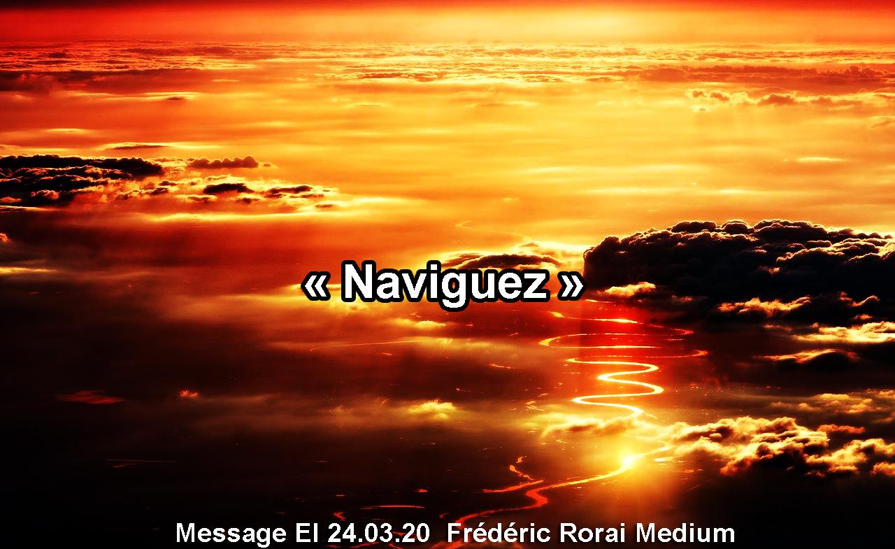 «Naviguez» 24.03.20